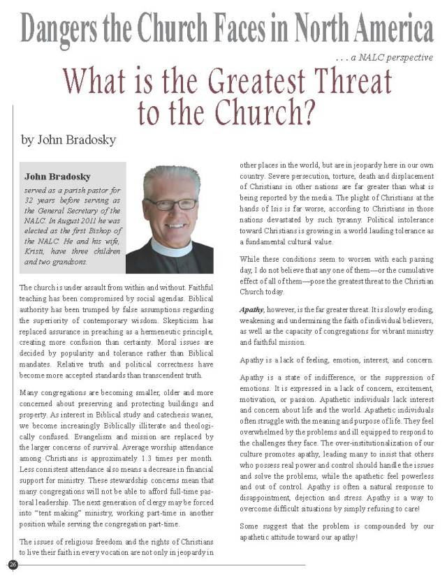 What is the Greatest Threat to the Church?_Page_1